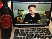 Mat Kearney Rock And Roll Wine