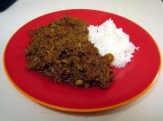 Chinese Ground Beef
