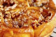 Nutty Cinnamon Rolls