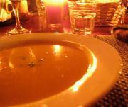 Pumpkin Soup Zuppa Di Zucca