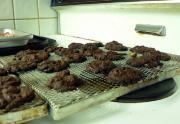 Soft Chocolate Mint Cookies
