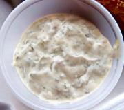 Tartar Sauce Using Tarragon Vinegar