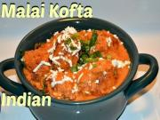 Malai Kofta Authentic Punjabi