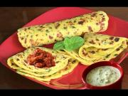No Stuff Aloo Paratha