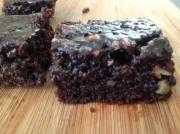 Tasty Pecan Brownie