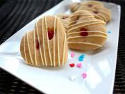 Maraschino Cherries And White Chocolate Cookies
