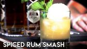 Rumsons Week Spiced Rum Smash 1016861 By Commonmancocktails