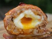 Scotch Bbq Eggs