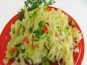 Bettys Sauerkraut Salad