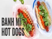 Banh Mi Hot Dogs Recipe