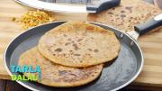 Cheese Paratha 1017237 By Tarladalal