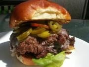 Smashburger Recipe How To Make A Smash Style Burger On The Baking Steel