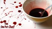 Quick Tips Fake Blood For Halloween One Pot Chef