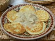 Mushroom Sauce With Cream