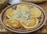 Oriental Mushroom Sauce