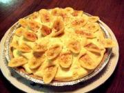 Carob Tofu Cream Pie