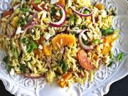 Citrus Orzo Salad