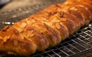 Honey Almond French Bread