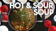 Hot And Sour Soup An Indo Chinese Favourite 1018926 By Kravingsblog