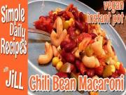 Chili Bean Macaroni