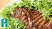 How To Make Marinated Grilled Steak And Salad 1017303 By Hilahcooking