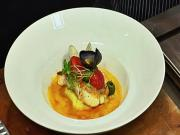 Black Bass With Brodetto
