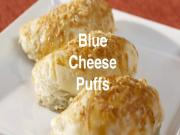 Blue Cheese Puffs Recipe