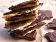 Christmas Crack Chocolate Saltine Toffee