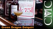 Green Dragon Daiquiri