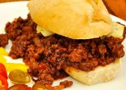 Tangy Sloppy Joes