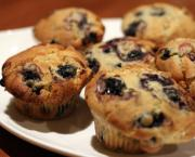 Blueberry Orange Muffin