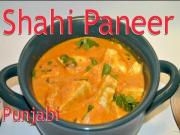Shahi Paneer Authentic