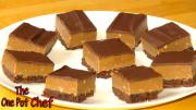 Chocolate Peanut Butter Squares 1015304 By Onepotchefshow