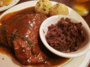 Sauerbraten German Pot Roast