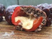 Rocoto Cheese Meatballs