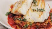 How To Make Cod With Chorizo And Leeks 1006286 By Videojug