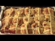 Easter Hot Cross Buns One Pot Chef