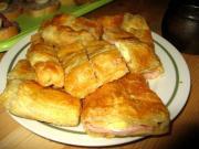 Ham N Swiss Strudel