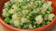 Potato And Pea Salad Recipe 1005883 By Videojug