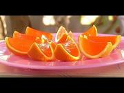 Orange Wedge Jello Shots One Pot Chef