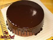 10 Minute Microwave Chocolate Fudge Cake