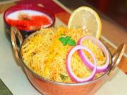 Quick Plain Biryani