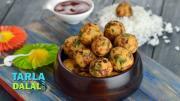 Crispy Rice Balls 1018831 By Tarladalal