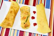 Semolina Chickpea Flour Savory Pancakes 1018245 By Bhavnaskitchen