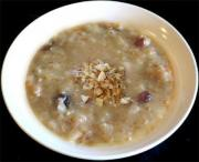 Bulgar Sesame Porridge