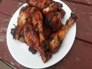 Jamaican Jerk Chicken Legs Easy Jerk Chicken Recipe On The Weber Grill