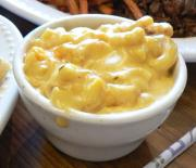 Macaroni With White Sauce