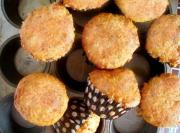 Sour Cream And Cheddar Muffins