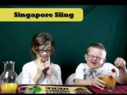 Singapore Sling Mocktail Recipe Virgin Non Alcoholic