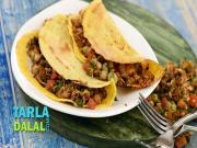 Stuffed Chila Healthy Snack